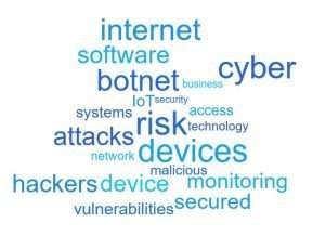 IoT security risks