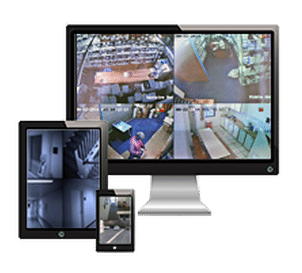 cloud based video surveillance