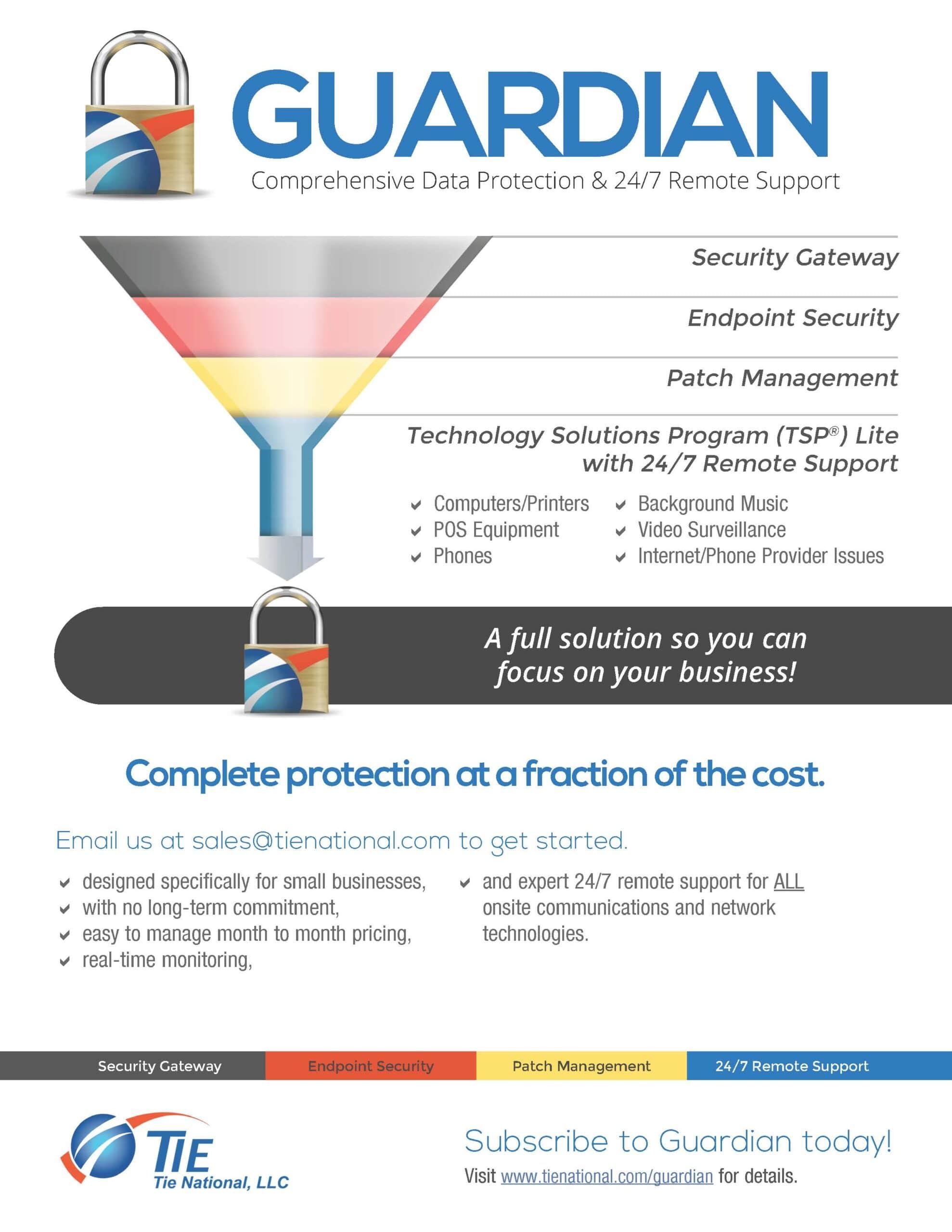 Guardian Data Protection